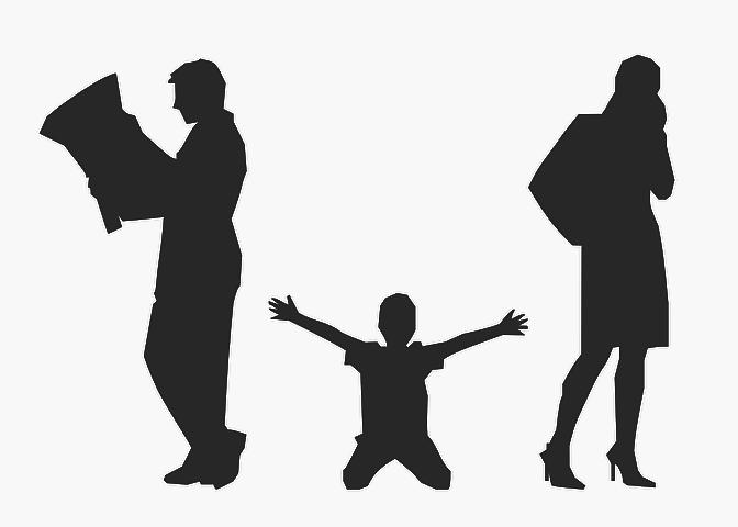Ob ločitvi staršev
